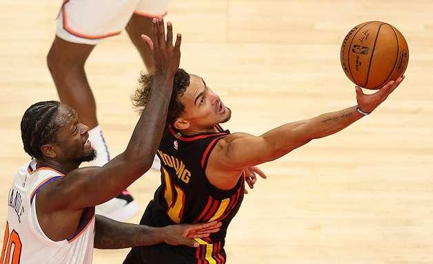 Playoffs 2021 - Atlanta Hawks x New York Knicks