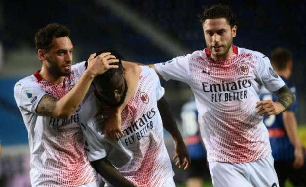 Milan vence Atalanta e confirma vice-campeonato Italiano