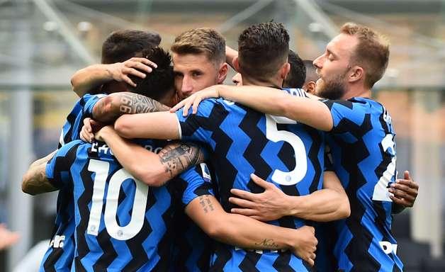 Inter de Milão encerra temporada com goleada sobre a Udinese