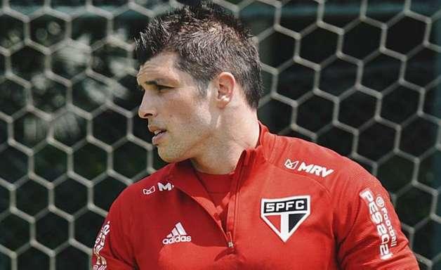 'Taça nos dá força e tranquilidade para o restante do ano', diz Volpi, após título do São Paulo