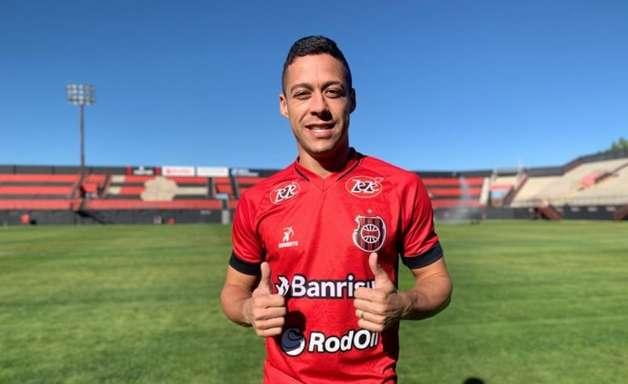 Reforço para a Série B, Ramon celebra retorno ao Brasil de Pelotas