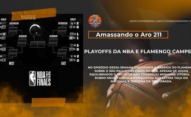 Playoffs da NBA e Flamengo campeão do NBB