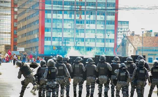STF: Estado deve indenizar jornalistas feridos pela polícia