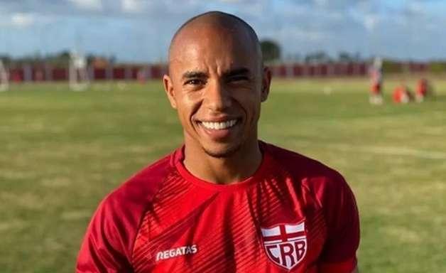 Reginaldo Lopes quer evolução do CRB na temporada e foca em duelos com o Palmeiras pela Copa do Brasil