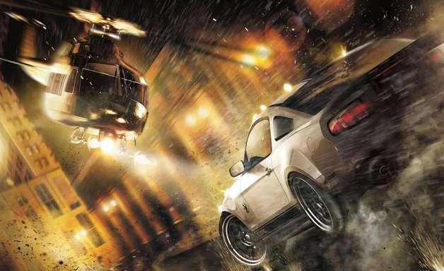 Need for Speed: mirando o futuro, EA prefere apagar o passado