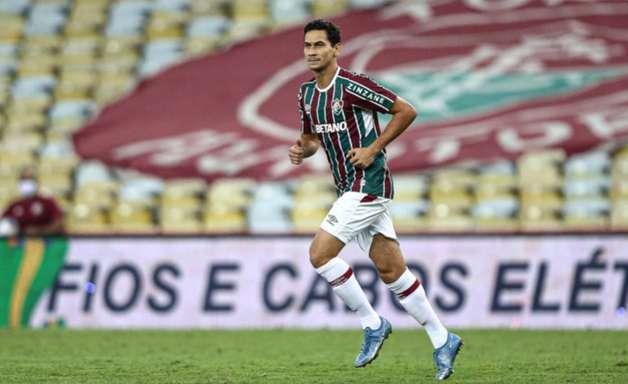 Após vitória do Fluminense na Copa do Brasil, Roger fala sobre Ganso: 'Conto muito com ele'