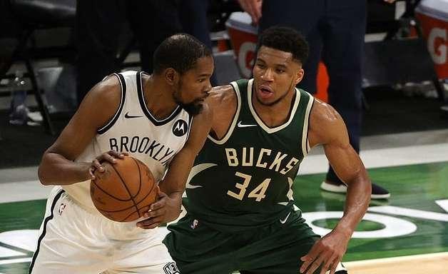 Playoffs 2021 - Brooklyn Nets x Milwaukee Bucks