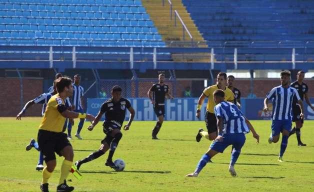 Botafogo perde para o Avaí, mas garante vaga na final da Copa do Brasil sub-20