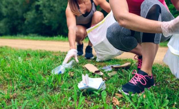 Plogging, a técnica que ajuda o físico e o meio ambiente