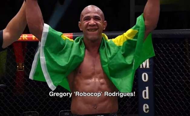 Jairzinho nocauteia Sakai na luta principal do UFC Vegas 28; Gregory Rodrigues 'salva' o Brasil