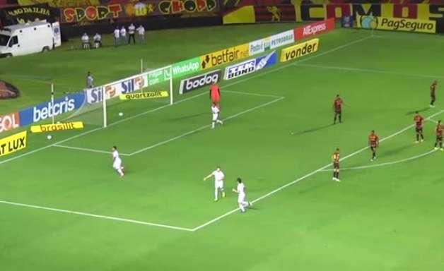 SÉRIE A: Gol de Sport 0 x 1 Atlético-MG