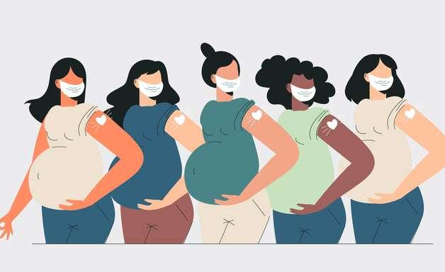 Covid-19: São Paulo passa a vacinar grávidas e puérperas sem comorbidades