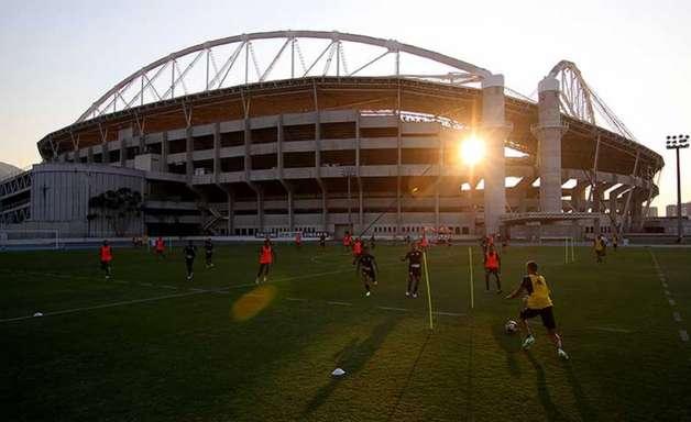 Botafogo divulga mudanças pela Copa América e começa a treinar fora do Nilton Santos nesta quarta