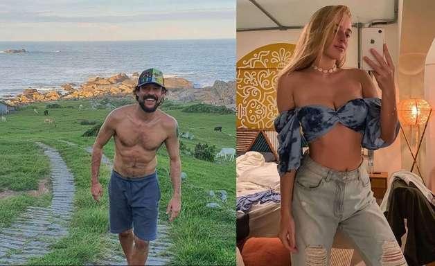 Gabriel O Pensador assume namoro com mulher 27 anos mais jovem