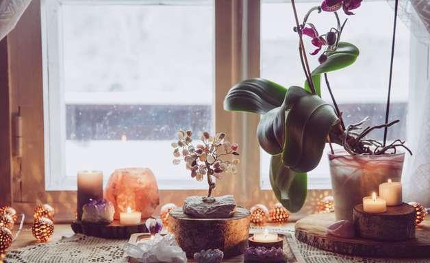 Atraia um novo amor e mais paixão fazendo um altar do amor