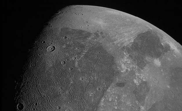 Nasa divulga primeiras imagens de lua de Júpiter feitas pela Juno