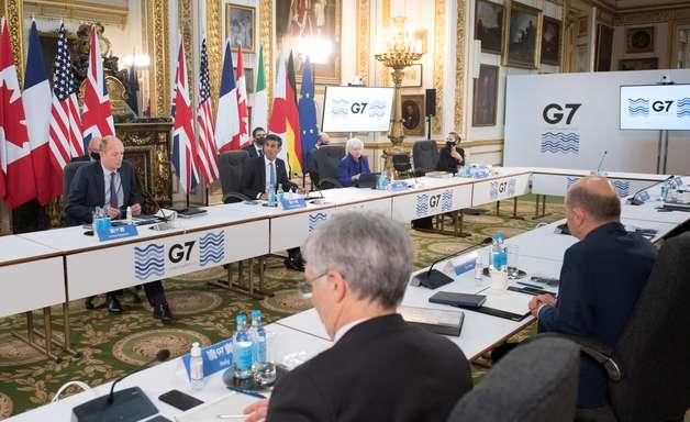 G7 vai pedir à OMS novo inquérito sobre origem da Covid