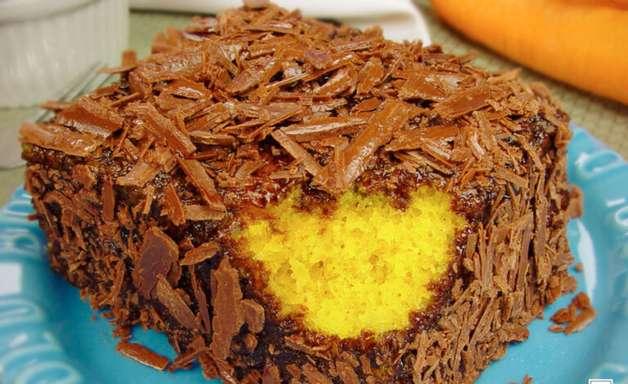 6 receitas irresistíveis de bolo de cenoura para provar e aprovar