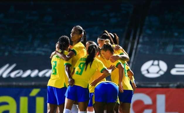 Em teste para Tóquio, Brasil mantém embalo e faz 3 na Rússia