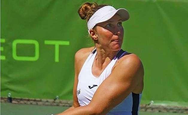 Bia Haddad perde de americana e cai no quali de Wimbledon