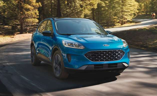 Ford Escape híbrido virá ao Brasil em versão única