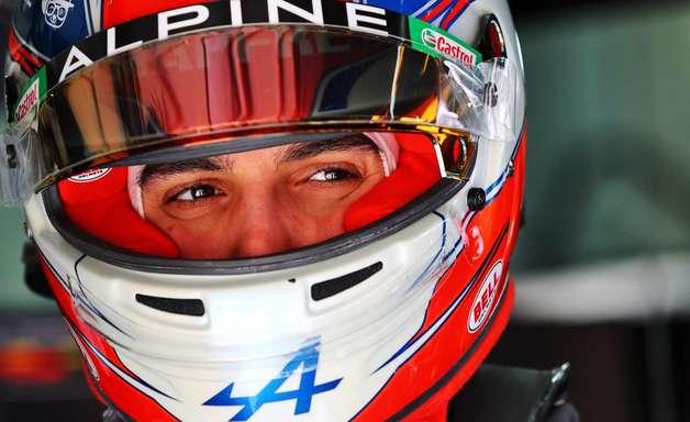 Ocon renova contrato com Alpine F1 até 2024