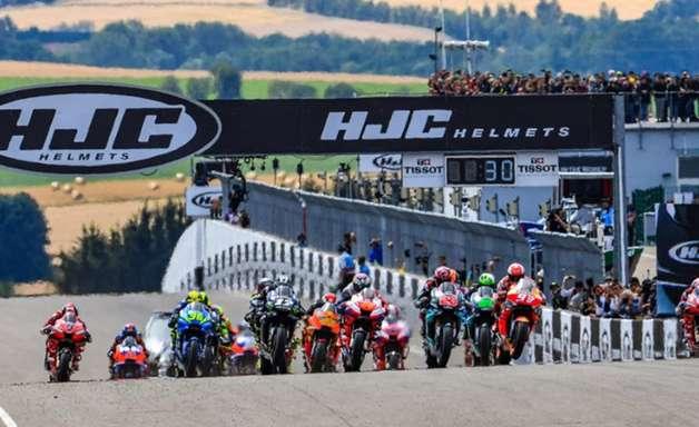 MotoGP: Confira horários e programação para o GP da Alemanha