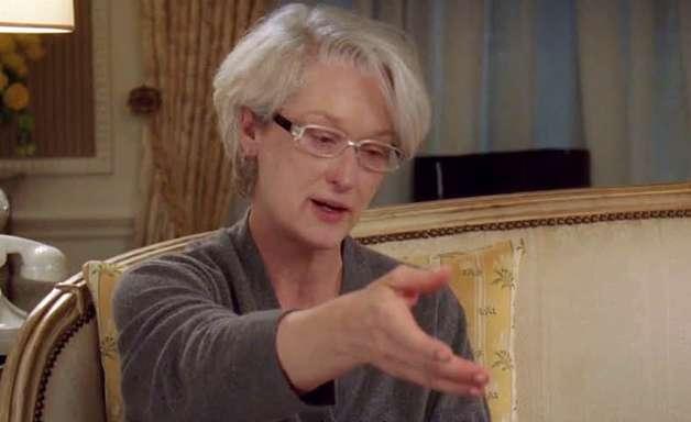 """Meryl Streep revela experiência """"horrível"""" em O Diabo Veste Prada"""