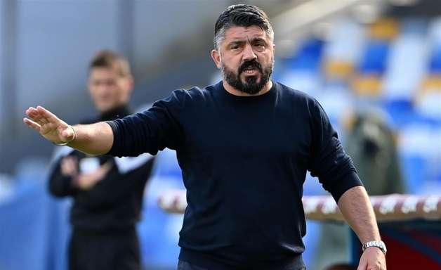 Sem disputar uma partida, Gattuso é demitido da Fiorentina