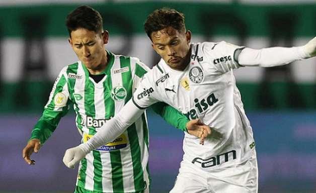 Palmeiras venceu apenas times que subiram da Série B