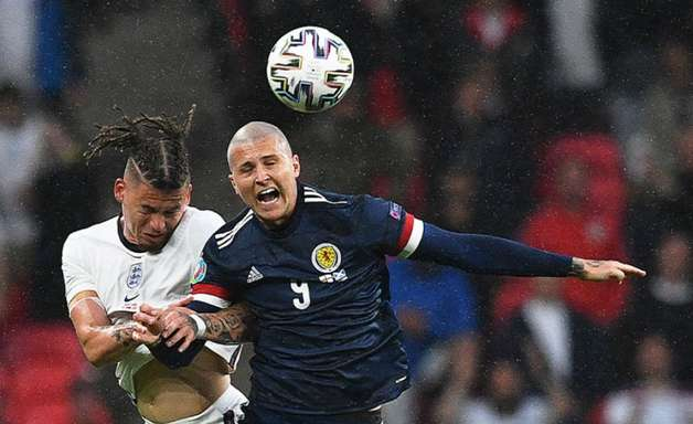 Inglaterra e Escócia empatam sem gols na Eurocopa