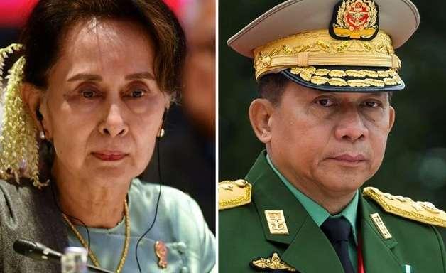 Chefe da junta militar de Mianmar chega a Moscou para conferência sobre segurança