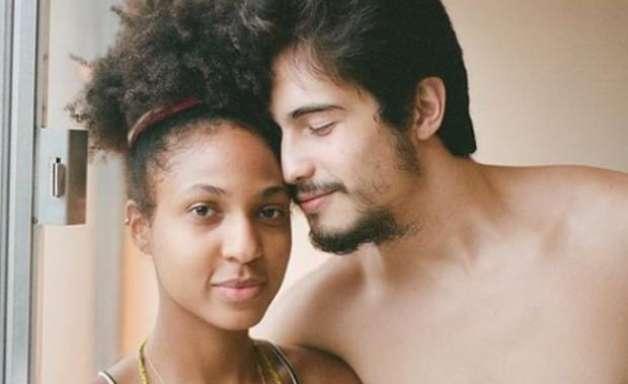 Danilo Mesquita assume namoro com filha de Mano Brown