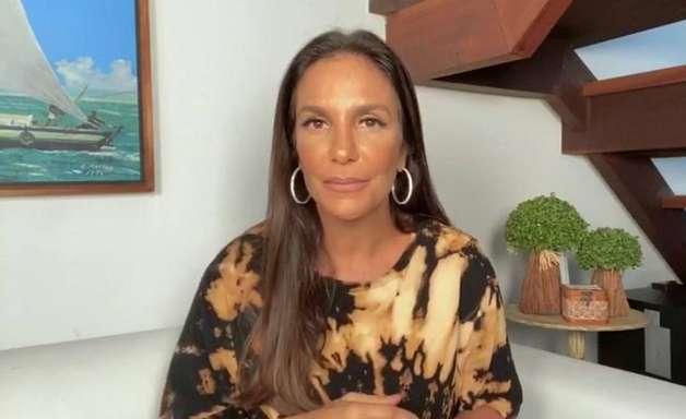 Ivete Sangalo se posiciona contra Governo Bolsonaro após cobranças: 'Não me representa'