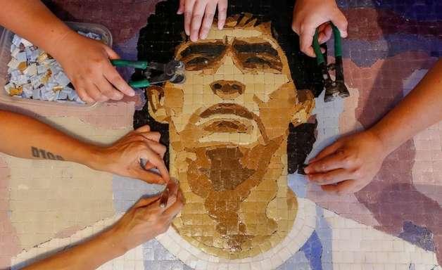 Argentina 'grita' para celebrar 35 anos de gol de Maradona
