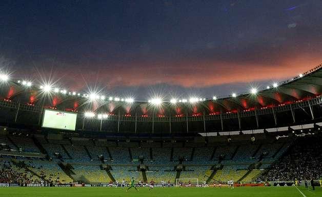 Conmebol prepara melhorias no gramado do Maracanã para final da Copa América