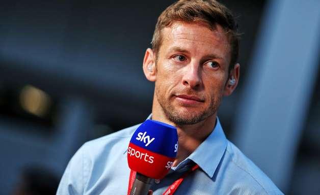 """Button: """"Esse é o melhor Hamilton que já vimos na F1"""""""