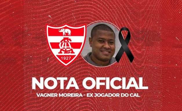 Revelado pela Ponte Preta e aposentado desde 2014, Vagner Moreira morre vítima da Covid-19