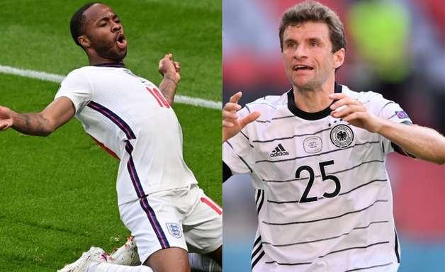 Inglaterra x Alemanha e mais: veja jogos das oitavas da Euro