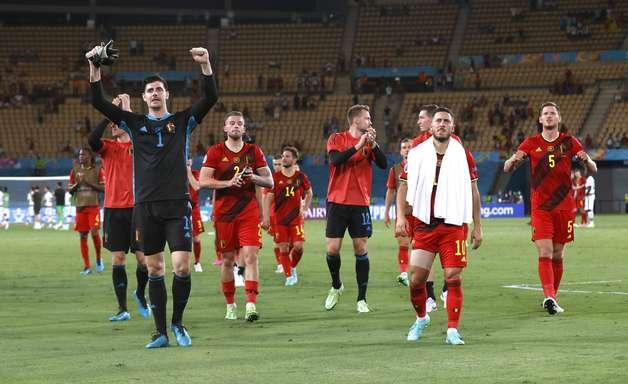 Bélgica elimina Portugal com golaço pelas oitavas da Euro