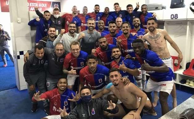 Paraná terá de estabelecer recuperação na Série C longe da Vila Capanema