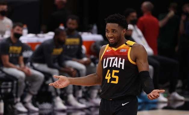Wade teme desinteresse de Donovan Mitchell em jogar pelo Jazz