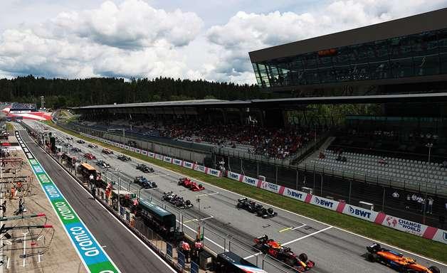 F1 terá vencedor de corrida de classificação como pole de GP