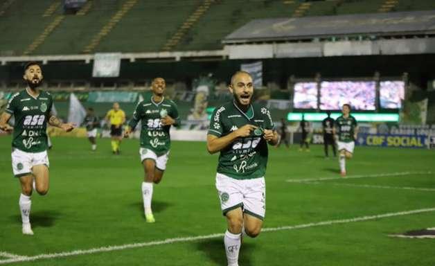 Guarani apresenta desempenho ruim como mandante na Série B