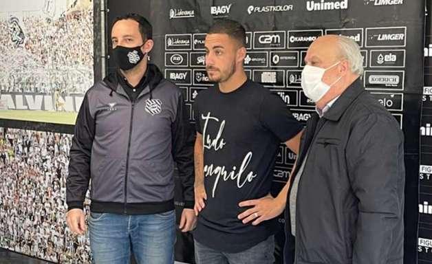Artilheiro do Paranaense, Rodrigo Bassani chega ao Figueirense e visa título da Série C do Brasileiro