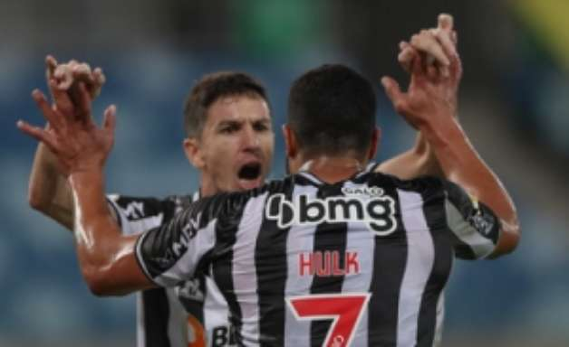 Hulk e Nacho brilham em vitória do Atlético sobre o Cuiabá
