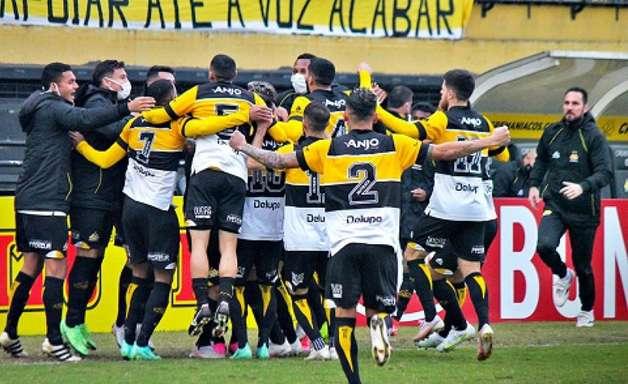Derrota contra o Criciúma recoloca Paraná no Z-4 da Série C