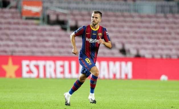 Tottenham busca contratação de meio-campista do Barcelona