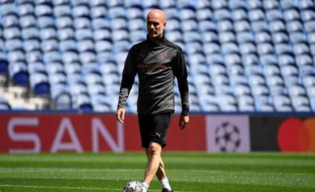 Pep Guardiola ataca Javier Tebas, presidente da La Liga