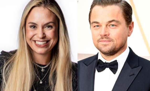 Ex-BBB Sarah conta que xingou Leonardo DiCaprio cara a cara